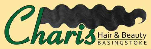 Charis Hair logo