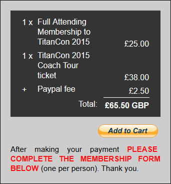 TitanCon ticket payments